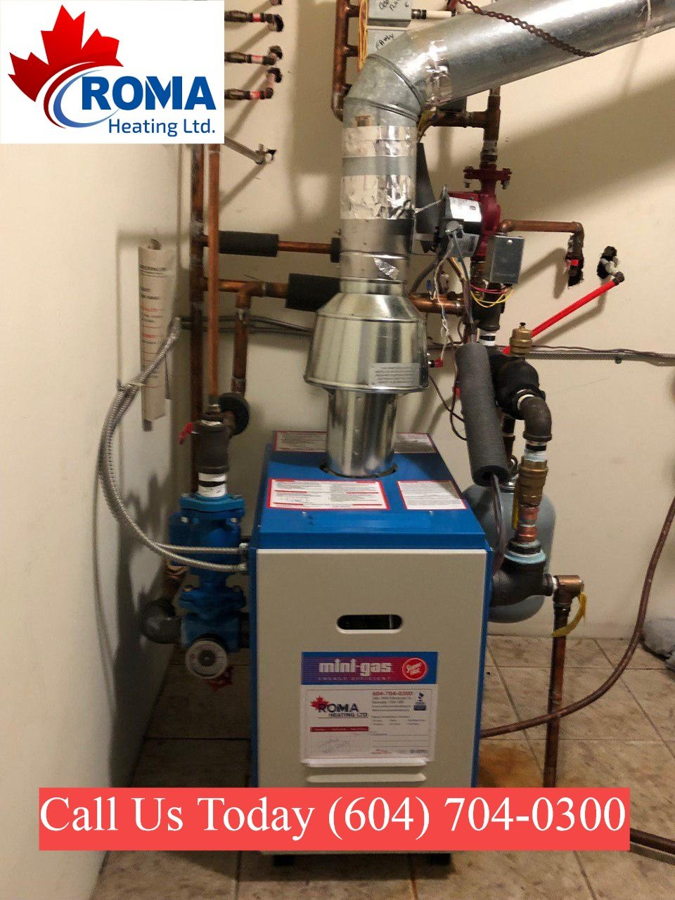 , Romaheating Projects