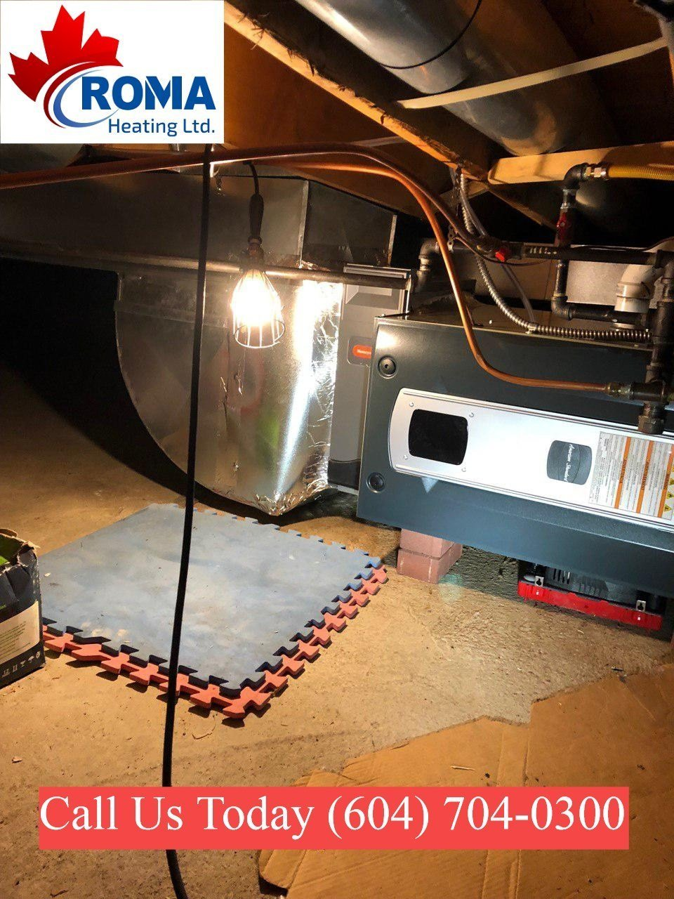 , projects AC HVAC Furnace Heating  Repairs & Service