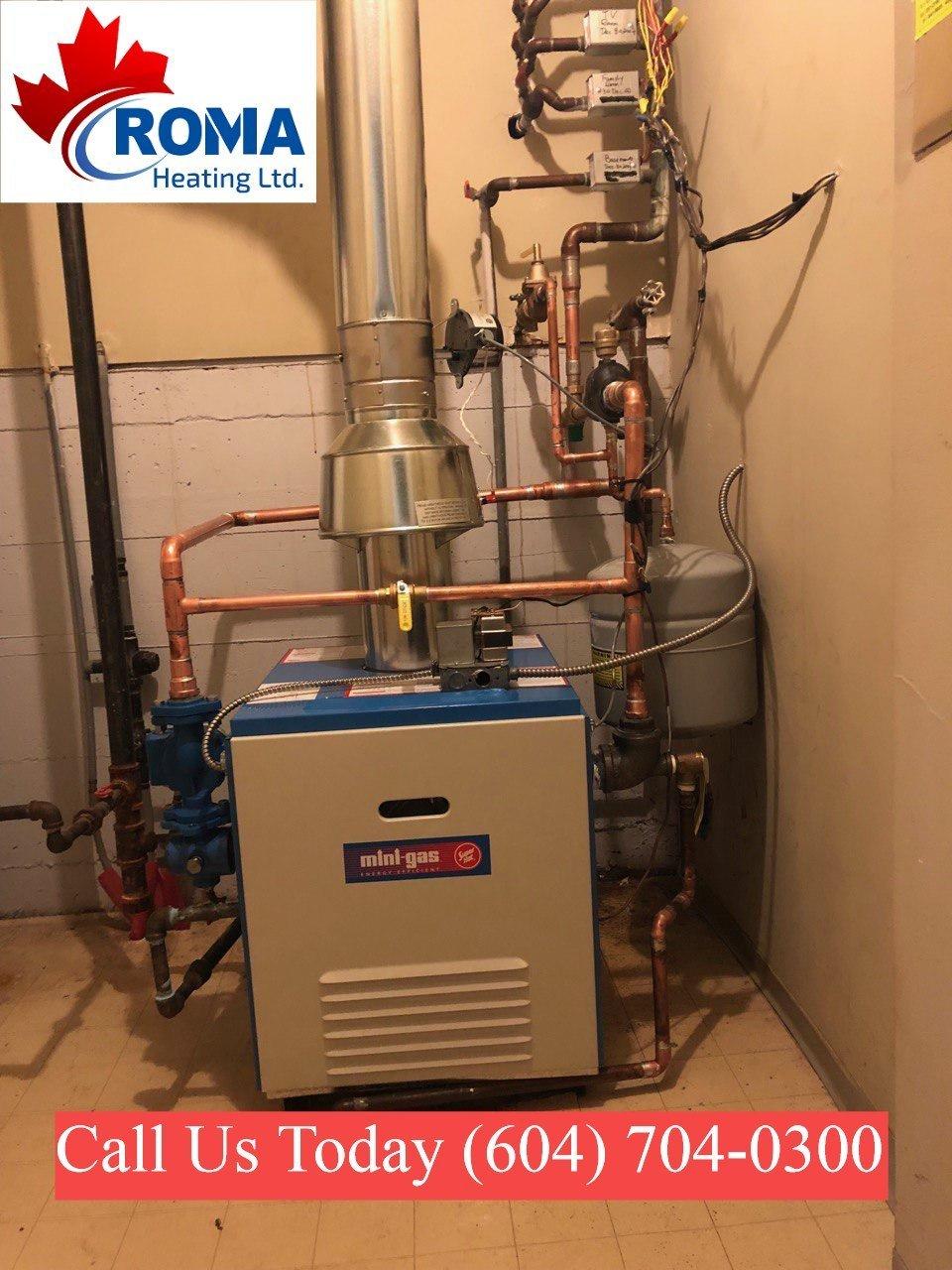 , HVAC Furnace Heating  Repairs & Service furnace duct cleaning repair