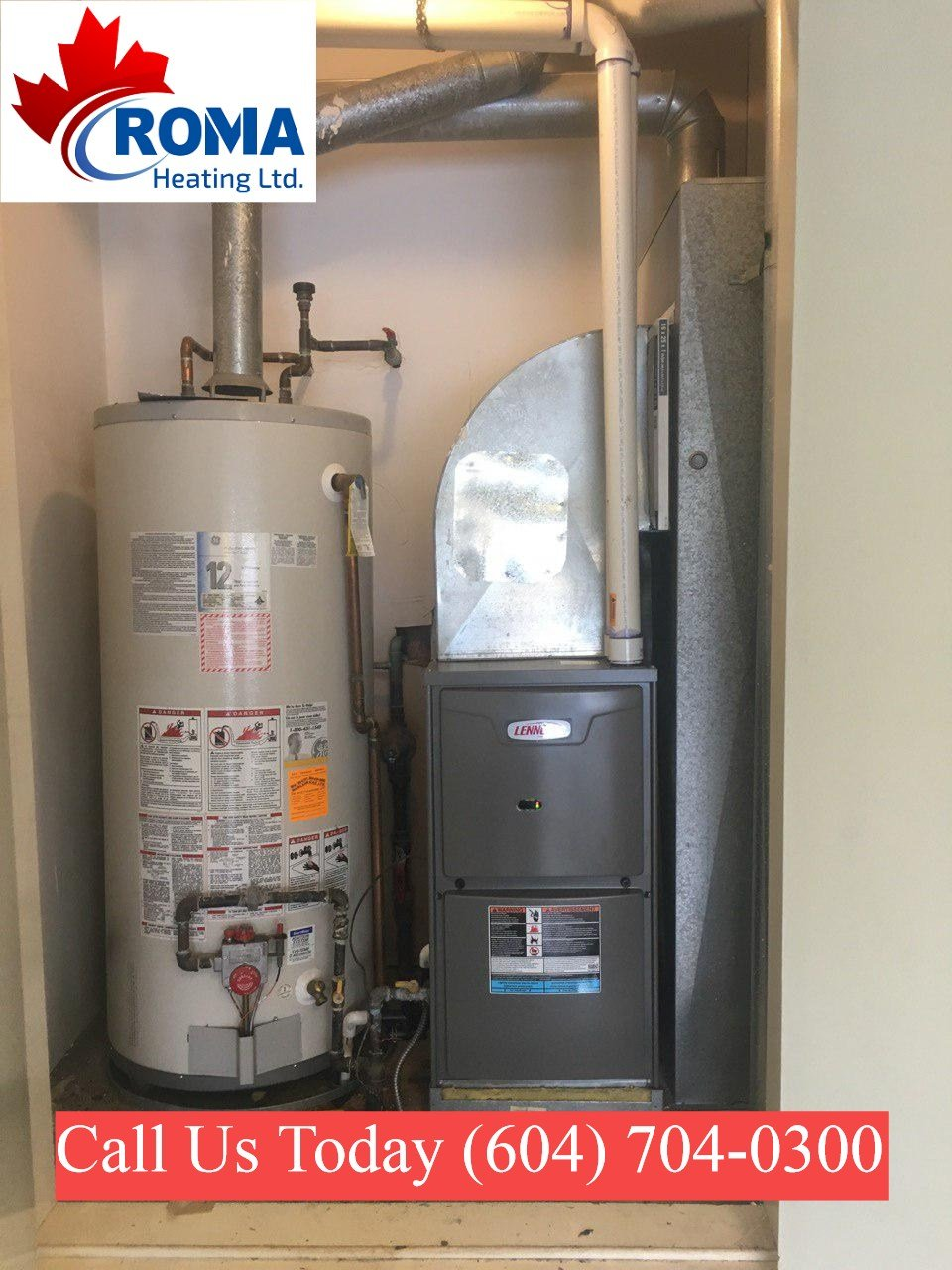 Furnace Installation West Vancouver