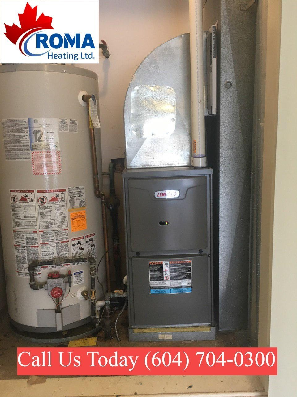 Furnace Repair West Vancouver
