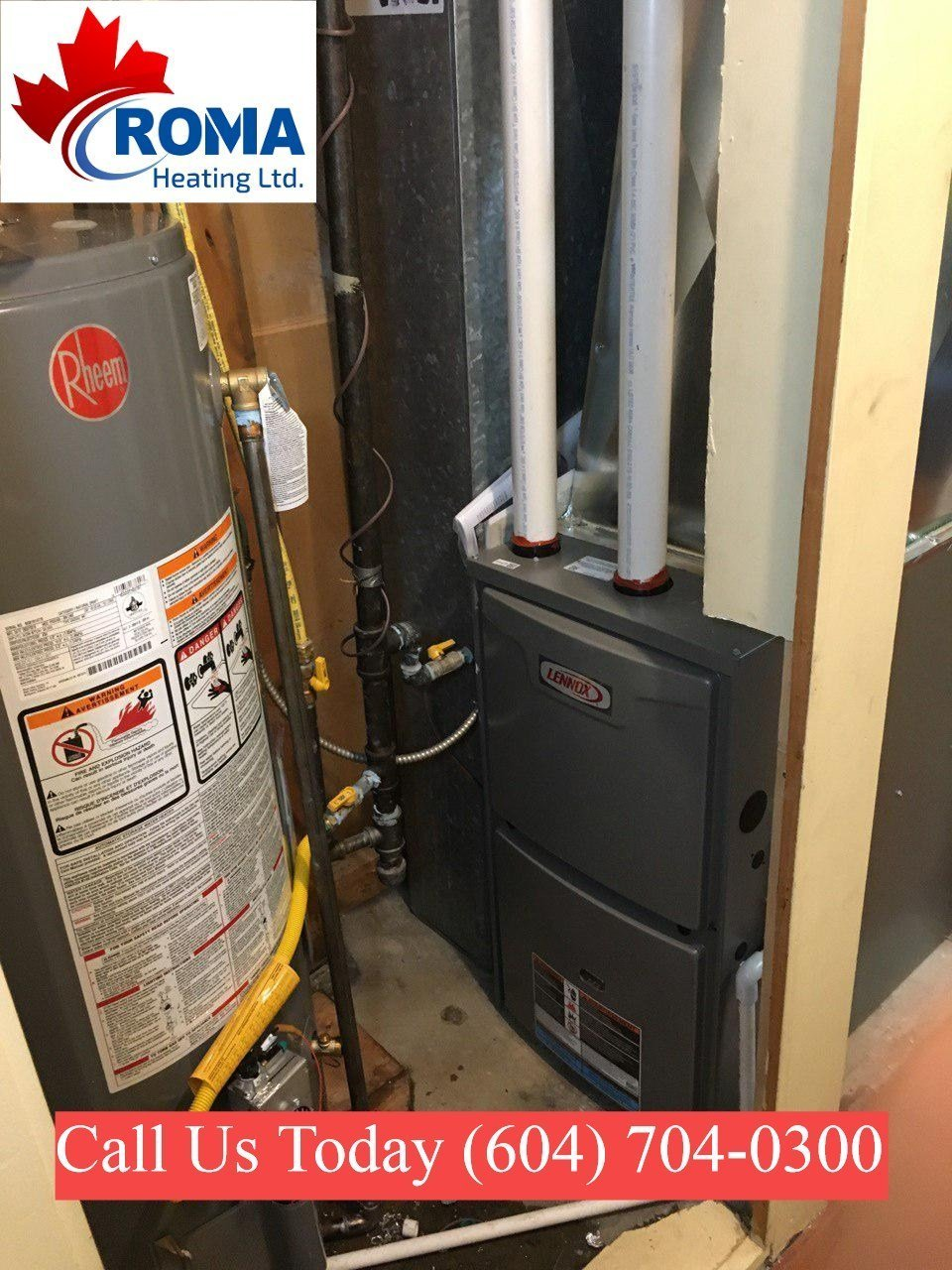 Furnace Installation Langley and Aldergrove