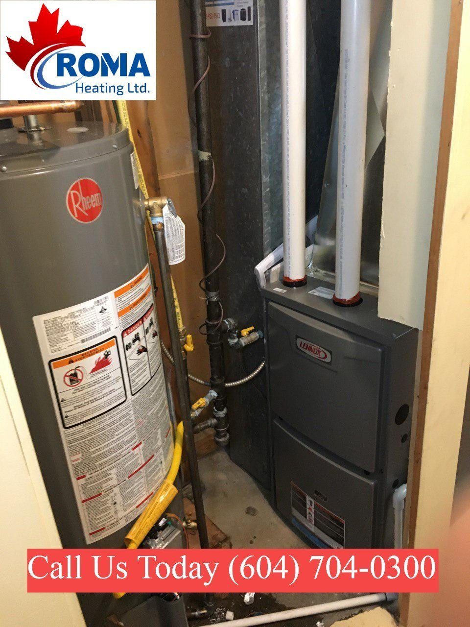 Furnace Installation Coquitlam