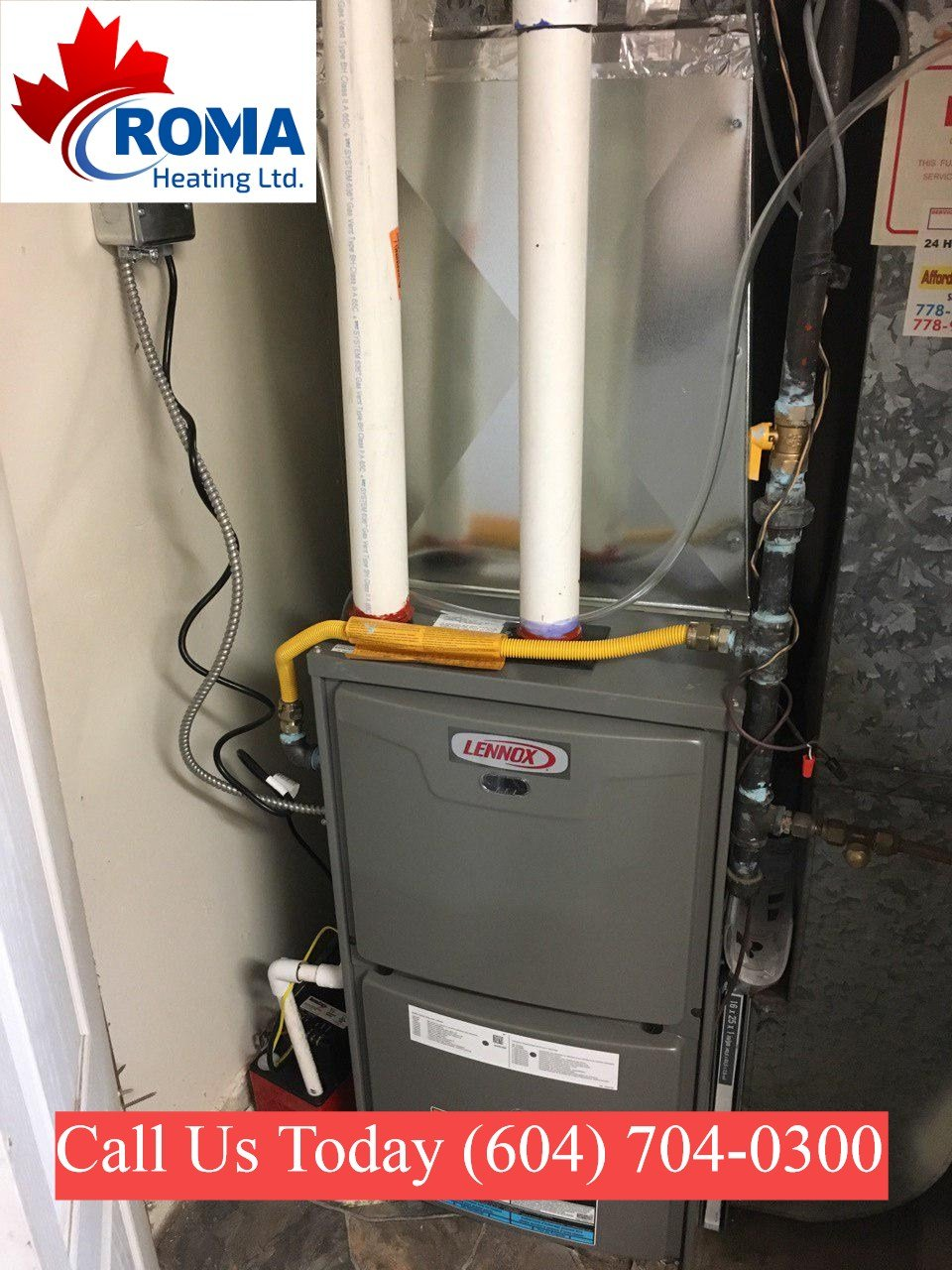 Furnace Installation Delta, Ladner, and Tsawwassen