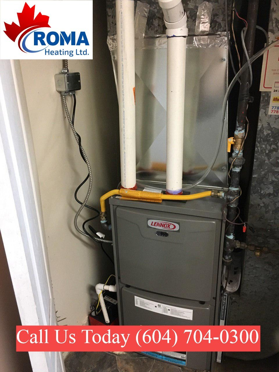 Furnace Service and Maintenance Coquitlam