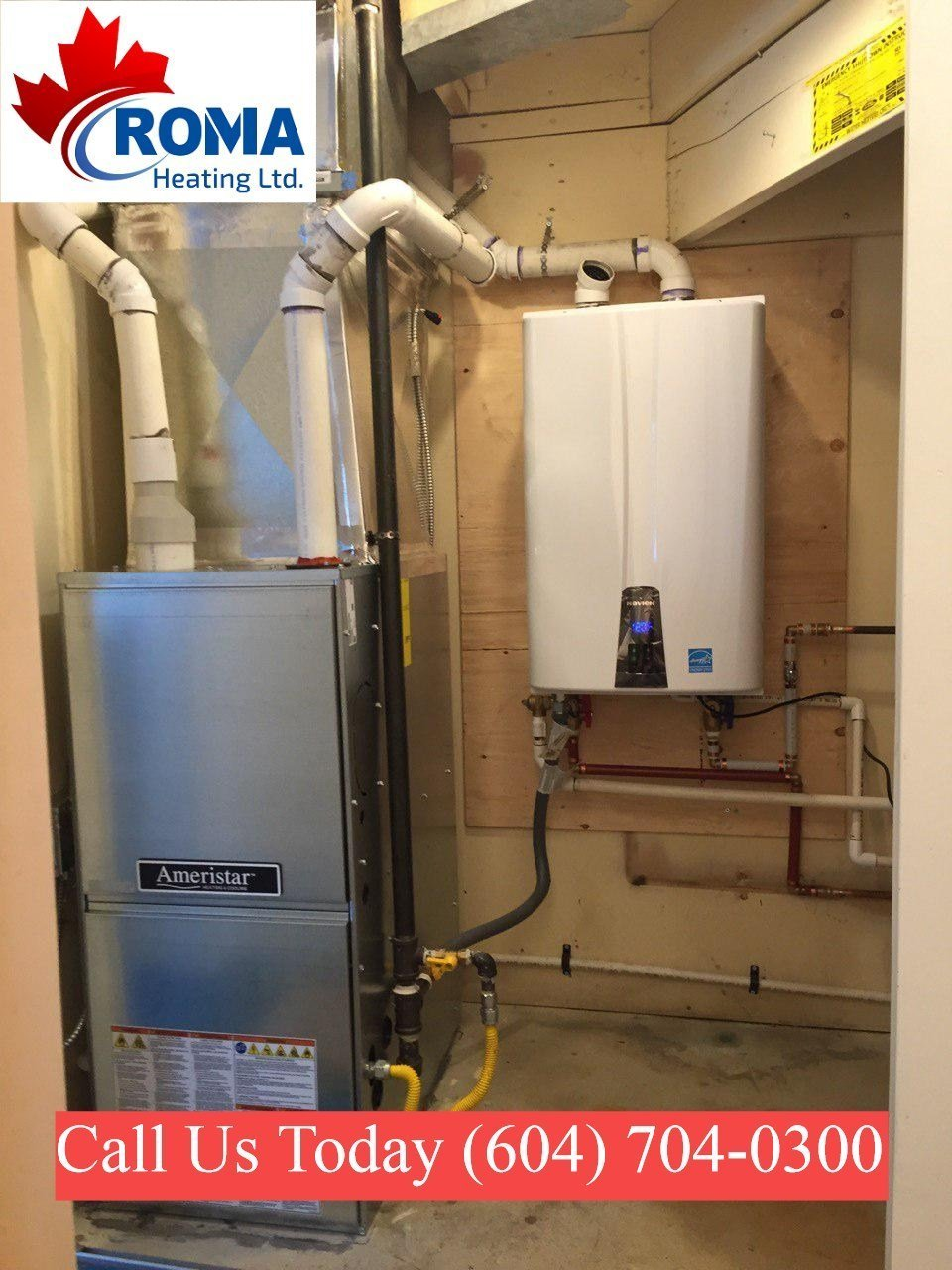Boiler Repair Richmond