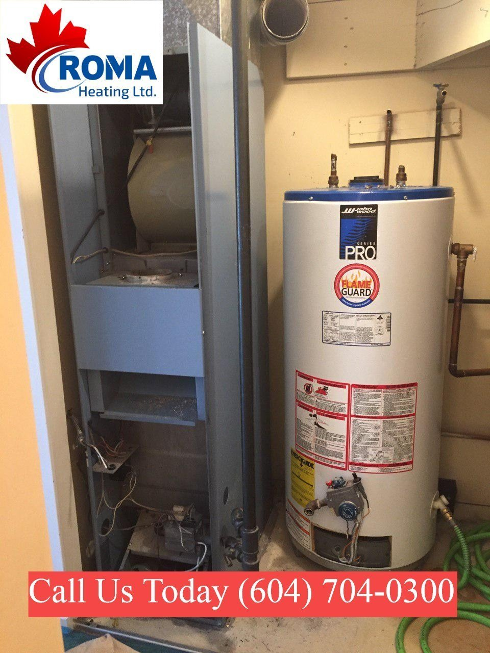 Furnace InstallationNorth Vancouver