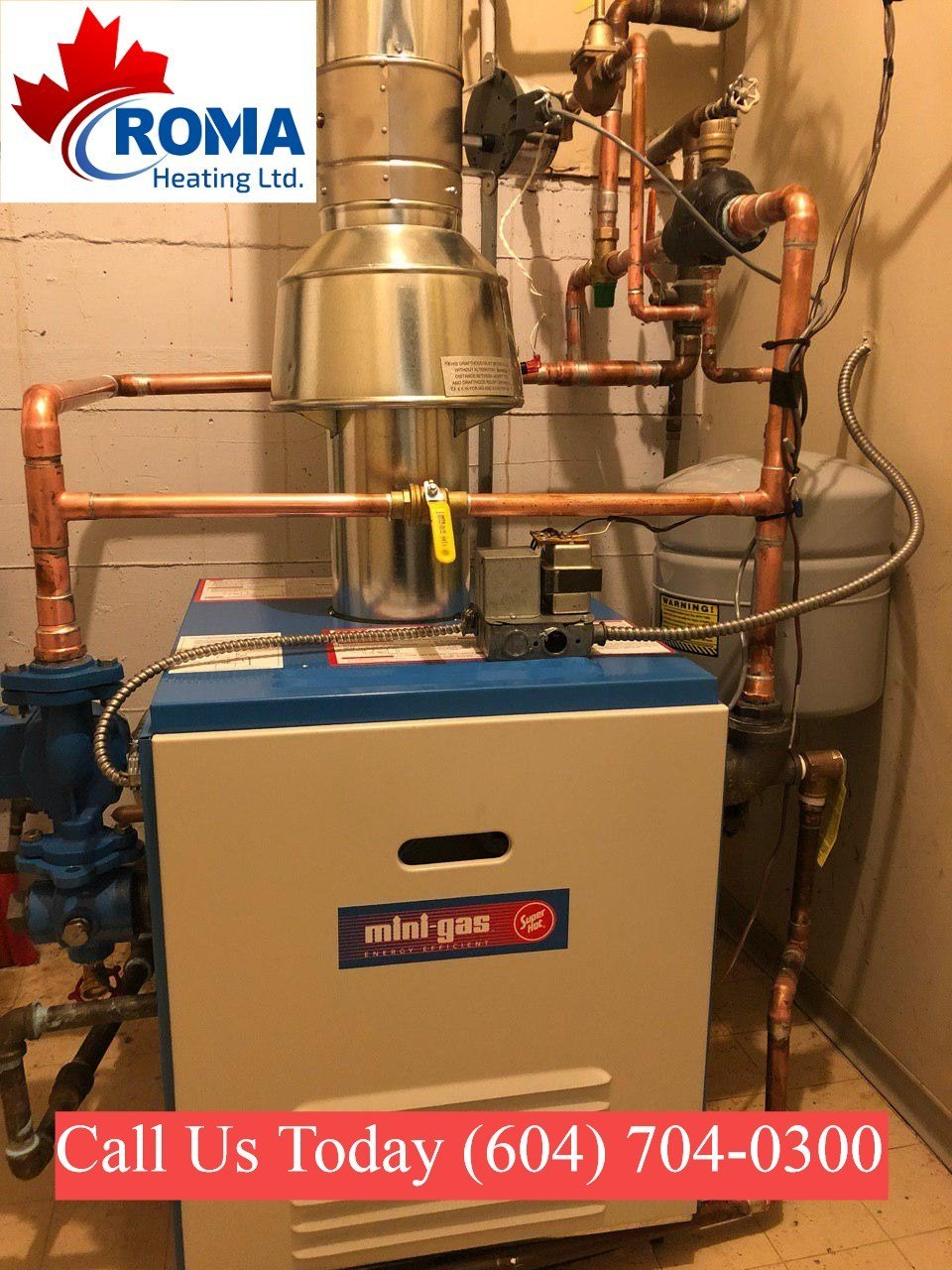 Boiler Service, Repairs, and Installation
