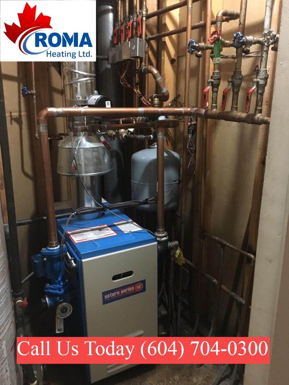 Boiler Service Coquitlam