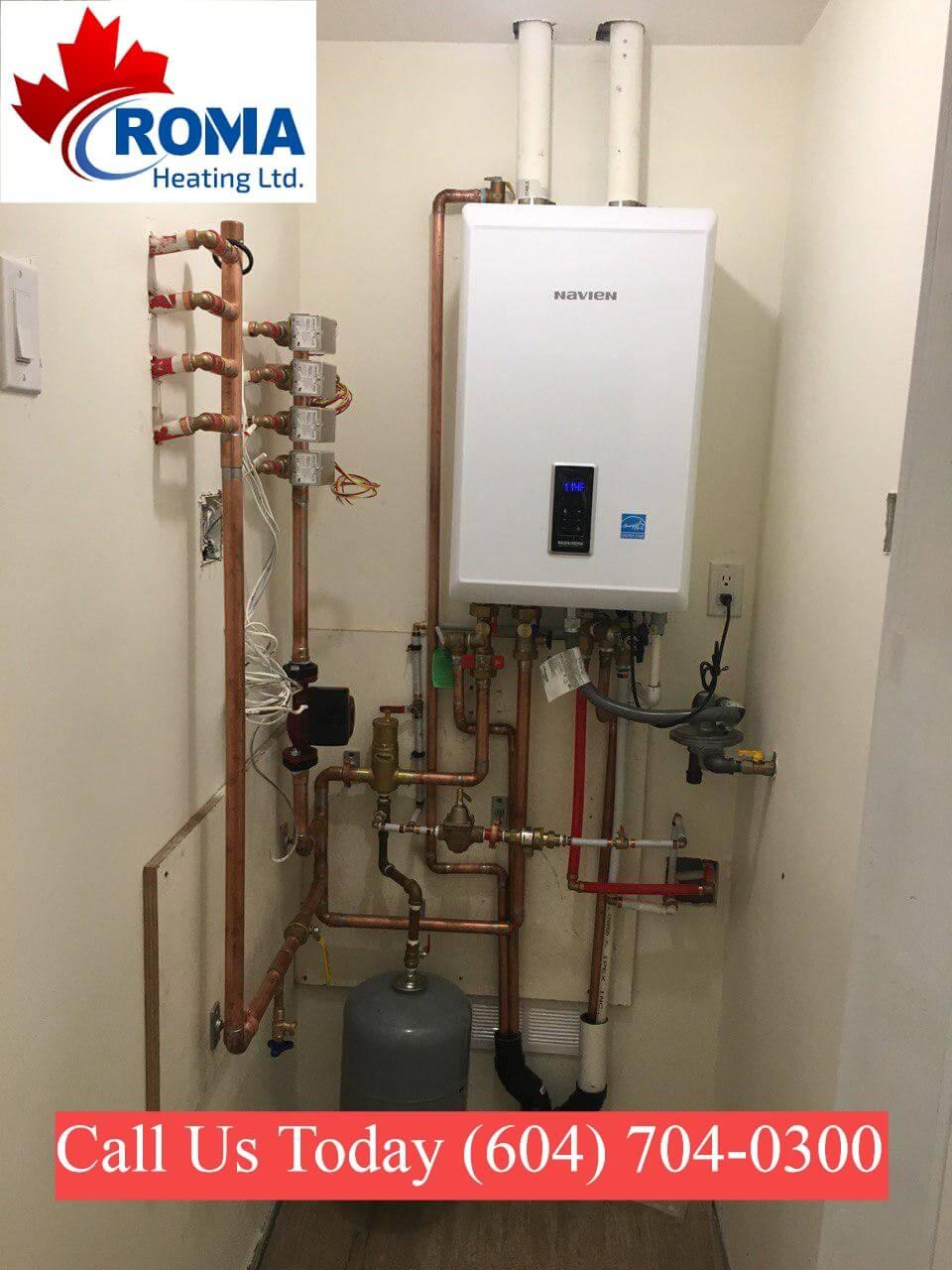 Boiler Service Burnaby