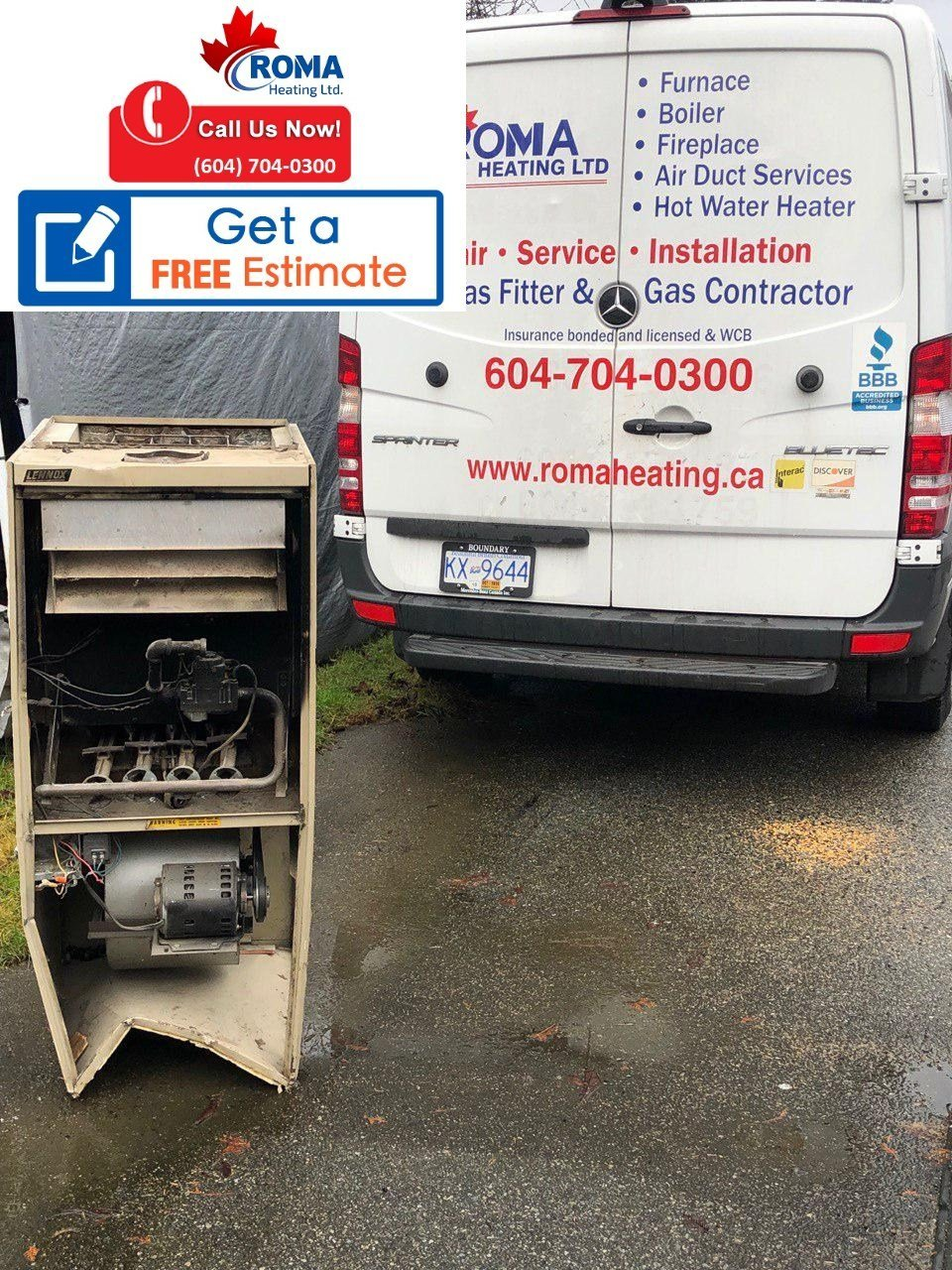 Air Conditioning Repair Vancouver