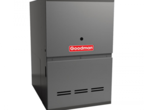 Goodman Gas Furnace GCVC80