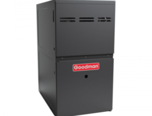 Goodman Gas Furnace GMES80