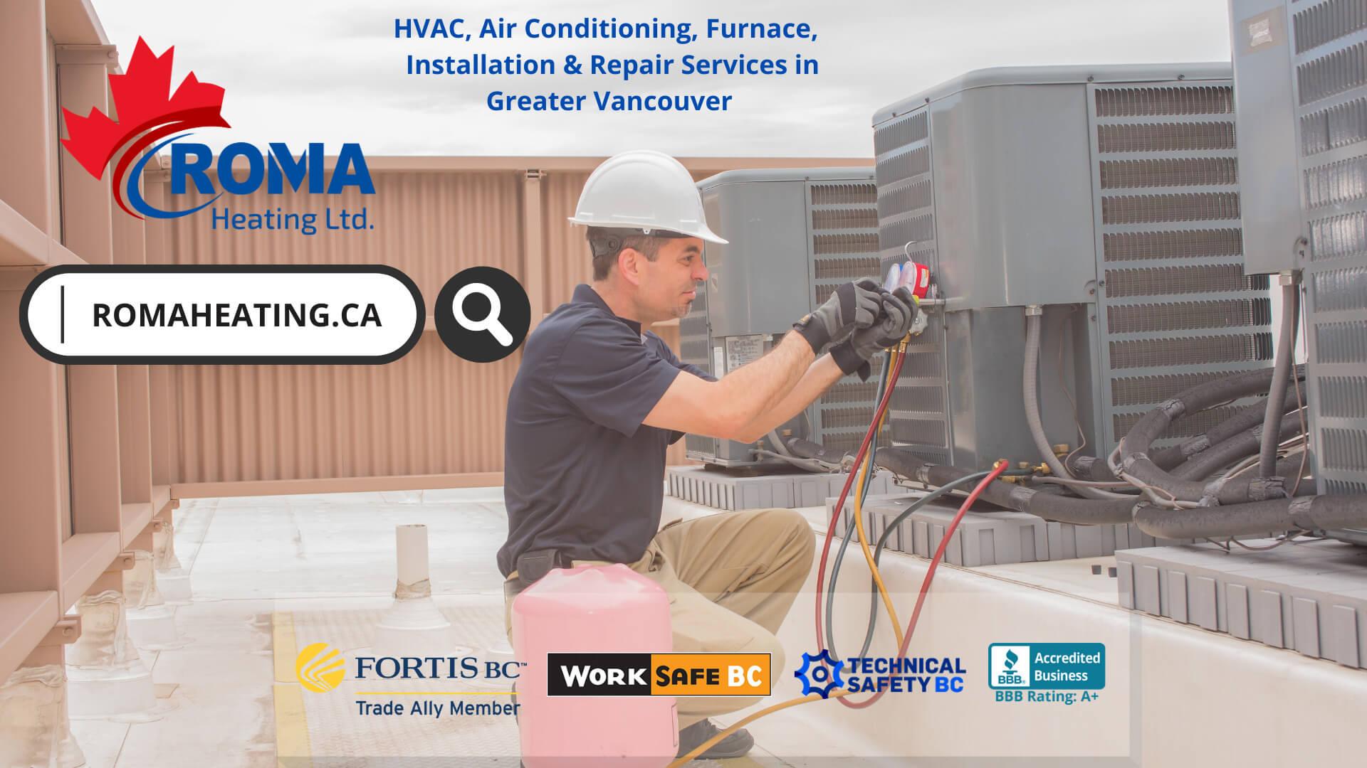 Air Conditioning Installation, Maintenance & Repair Services 4