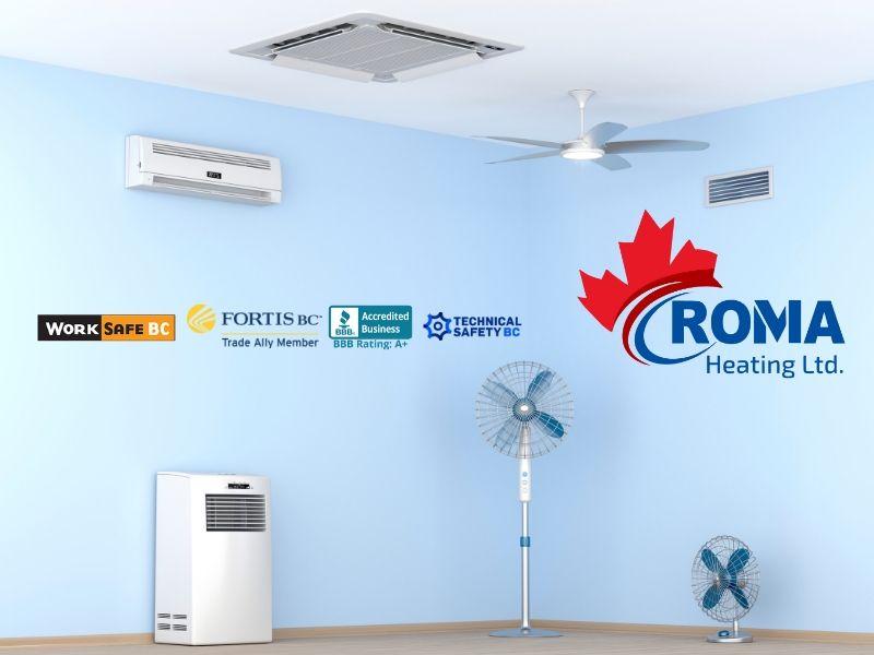 Air Conditioning Installation, Maintenance & Repair Services 2