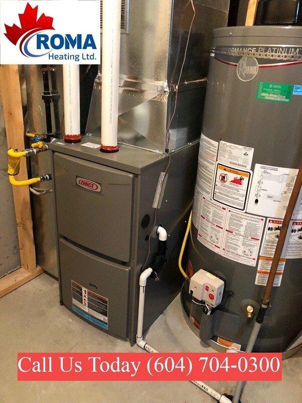 ROMA Ltd Heating AC HVAC | 20 Years Trust 5
