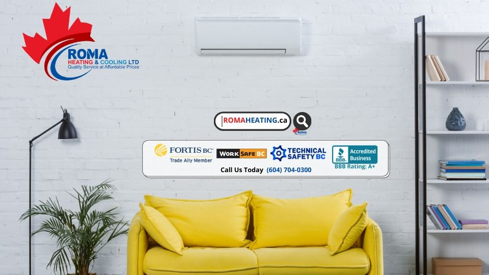 Air Conditioner repair service vancouver burnaby