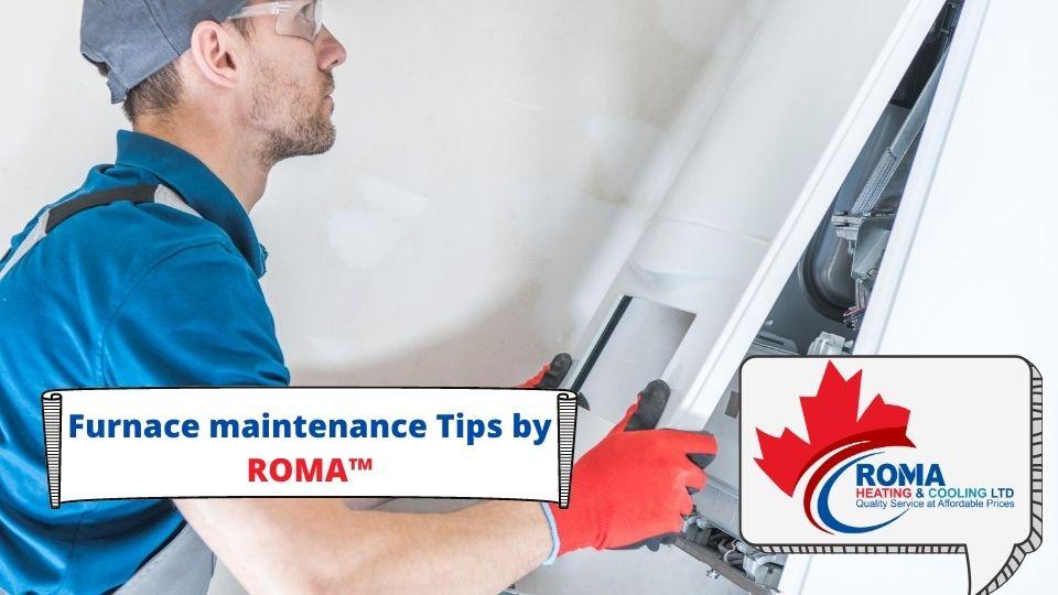 fuenace maintenance