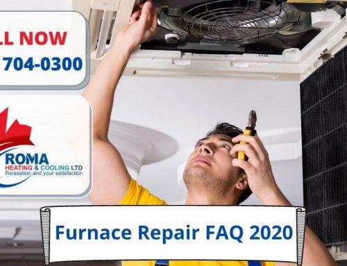 Furnace Repair FAQ for 2020