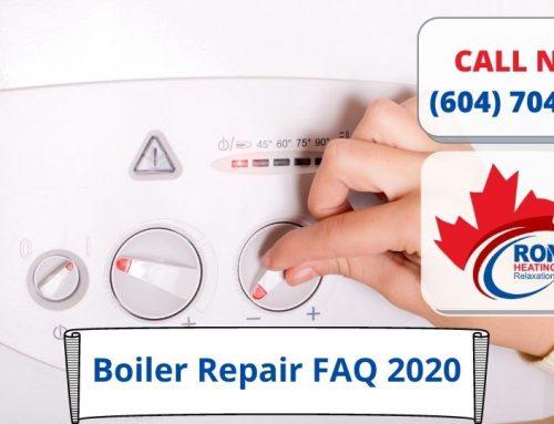 Boiler Repair FAQ 2020 Part 3