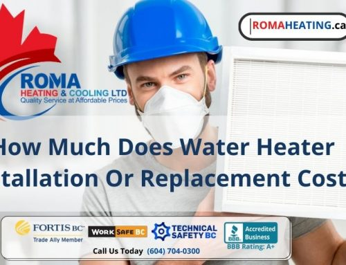 How Much Does Water Heater Installation Or Replacement Cost?