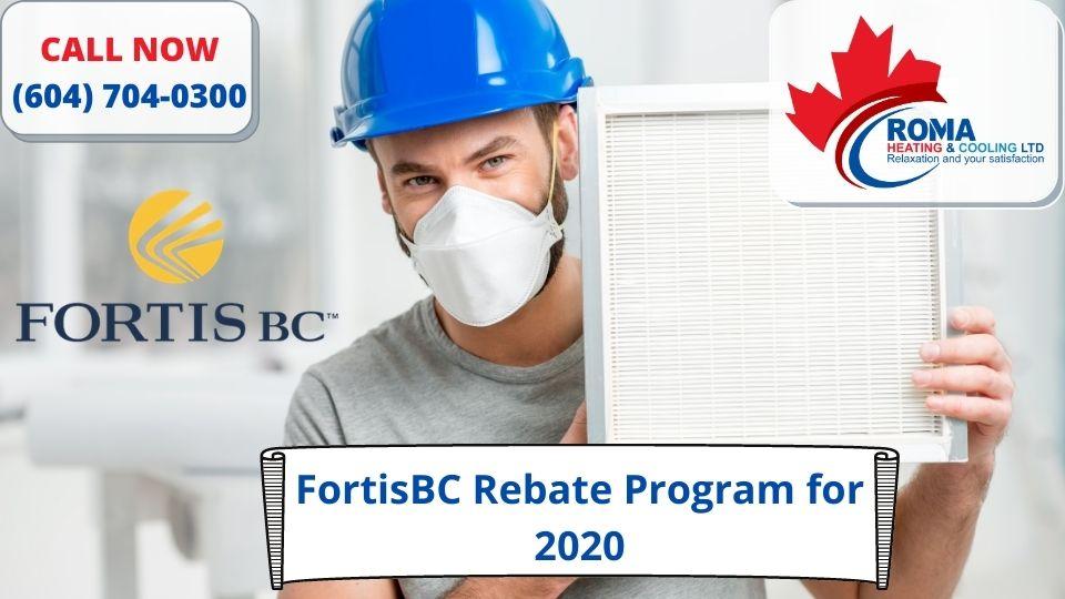 fortisbc rebates 2020
