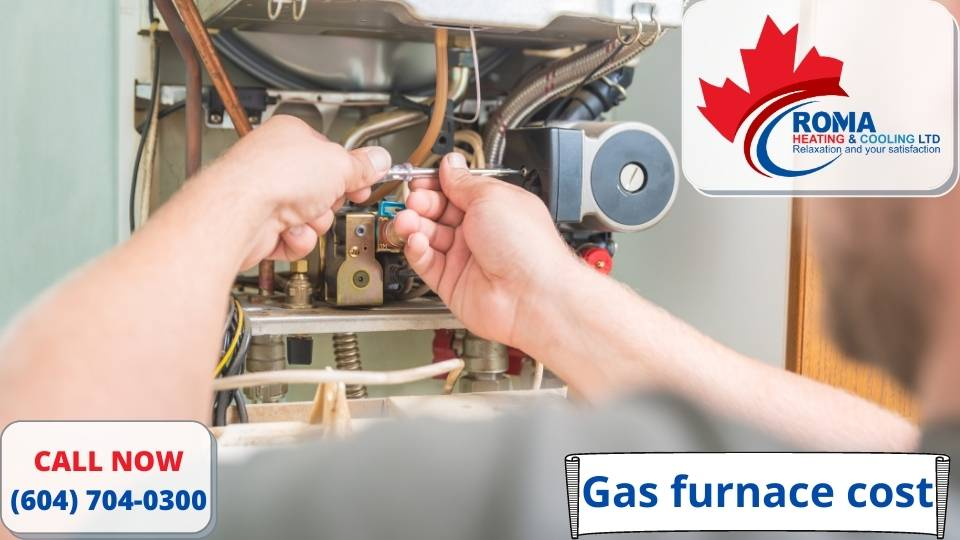 Gas furnace cost