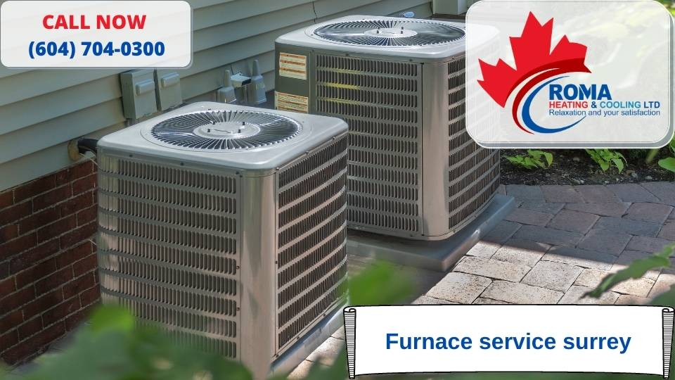 Furnace service surrey
