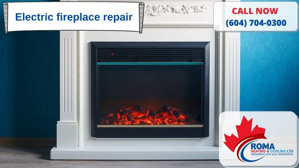 Electric Fireplace Repair Victoria Bc, Electric Fireplace Repair Services