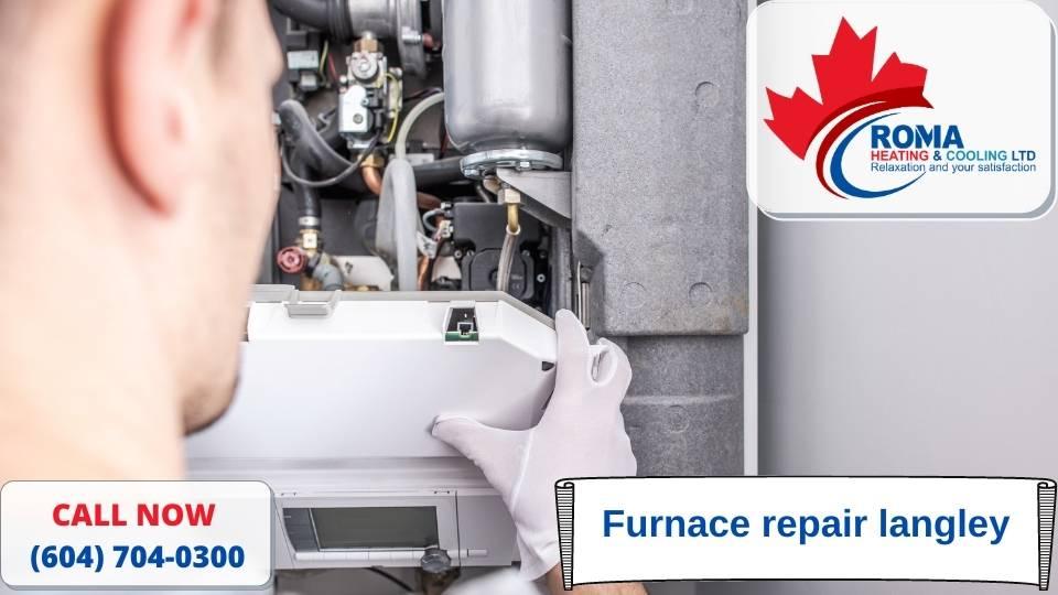 Furnace repair langley