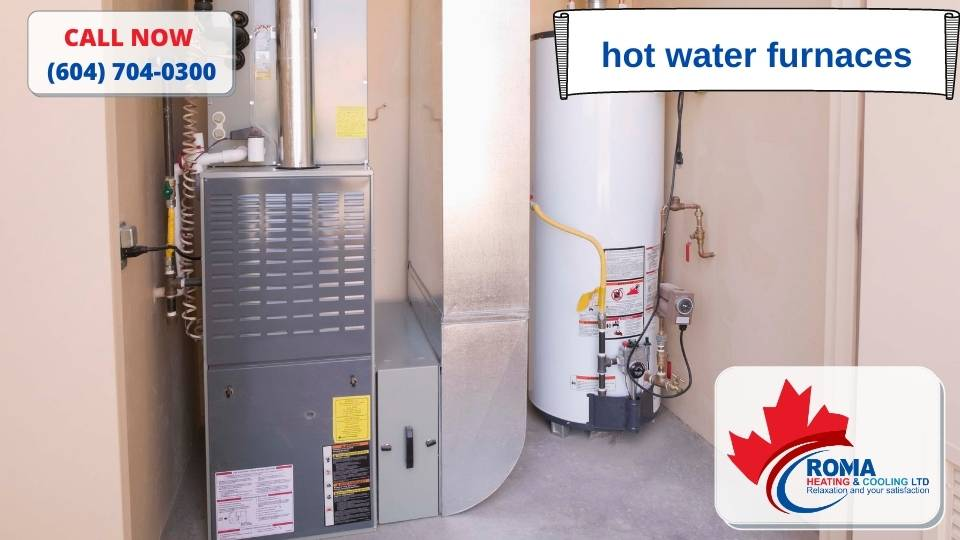 Hot water furnaces