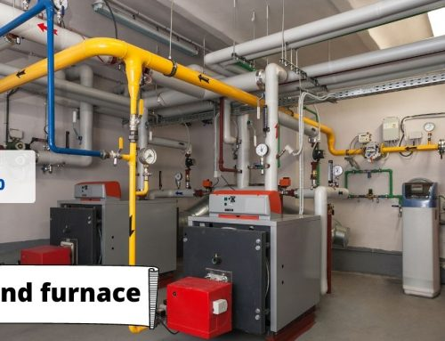 Boiler and furnace