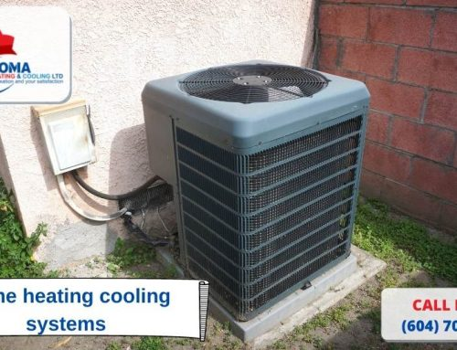 Home heating cooling systems