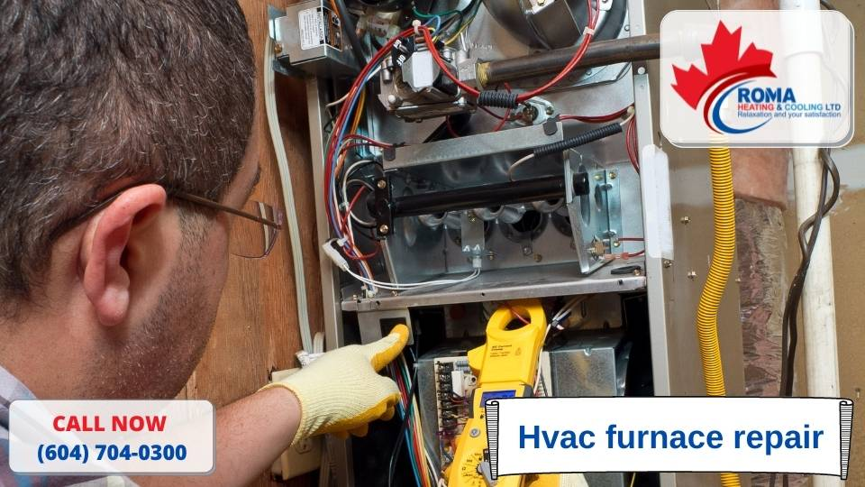 Hvac furnace repair