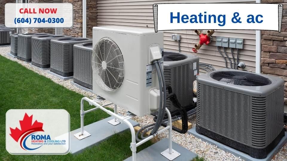 Heating & ac