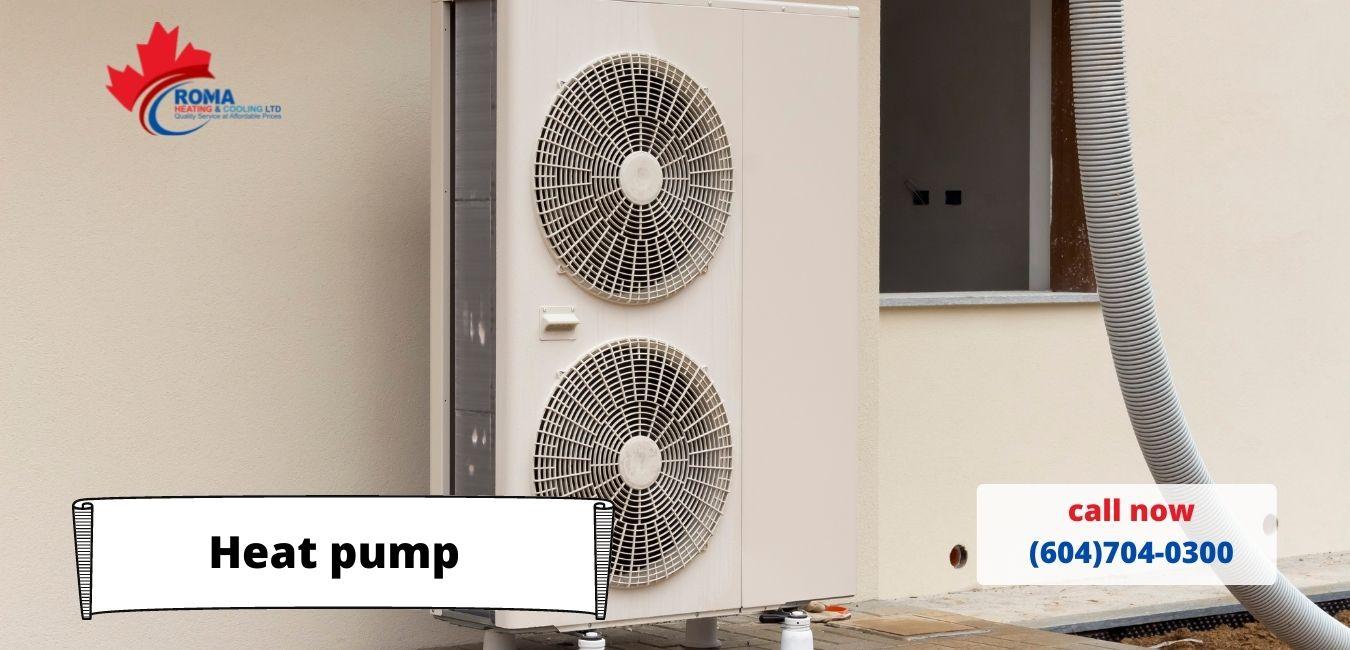 Heat pump 4